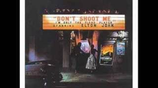 Daniel(with lyrics)-Elton John