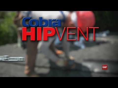 Cobra® Hip Vent Installation Demo Video