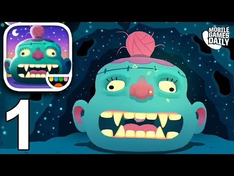 TOCA MYSTERY HOUSE - Gameplay Part 1 (iOS Android)