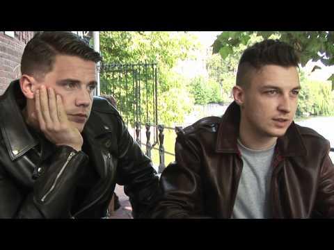 Arctic Monkeys interview - Matt Helders and Jamie Cook (part 2)