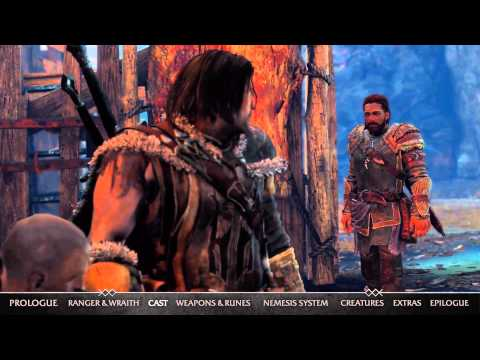 Middle-earth: Shadow of Mordor (Everything You Need To Walk Into Mordor Trailer)