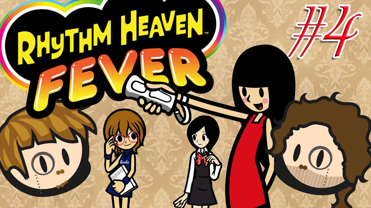 Rhythm heaven fever remix xxx