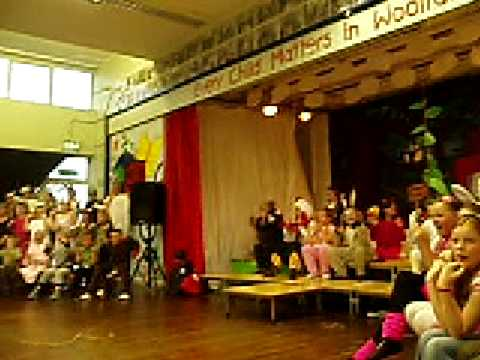 my school play jack and the bean stalk woolton junior