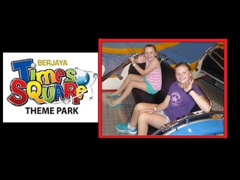 Berjaya Times Square Theme Park, Kuala Lumpur - Malaysia