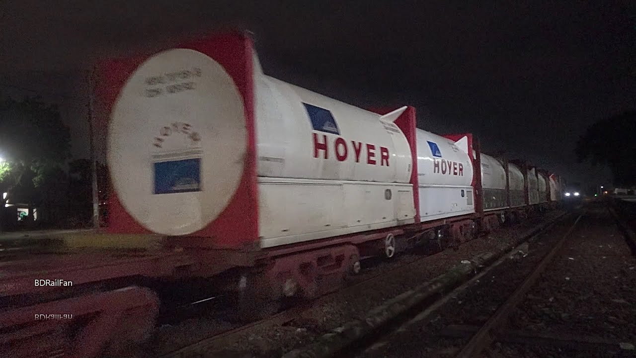 Indian Oxygen Express Train || ভারত থেকে ২০০ টন তরল অক্সিজেন নিয়ে  অক্সিজেন এক্সপ্রেস এখন বাংলাদেশে