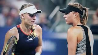 US Open Matchups: Caroline Wozniacki vs. Maria Sharapova