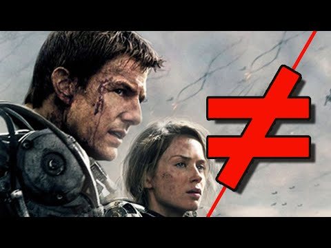 Edge of Tomorrow/All You Need is Kill - What's the Difference?
