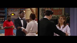 vuclip JAY Z - Moonlight Friends remake and Friends original episode side by side comparison