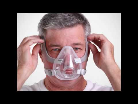 ResMed AirFit F20 Mask Fitting