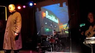 Pere Ubu performing Final Solution at Beachland Ballroom