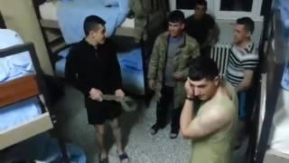 Teskereci askerin dayağı