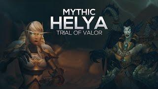 [Legion] Mythic Helya, Holy Priest Analysis