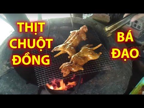 Thịt chuột đồng - Bến Tre