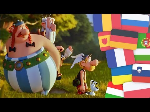 Asterix: The Secret of the Magic Potion 2018 – Trailer In 11