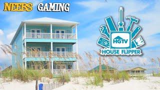 HGTV House Flipper DLC - Simons Beach House Renovation!