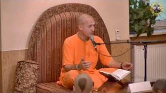 Шримад Бхагаватам 4.8.38 - Кришнадас Кавирадж прабху