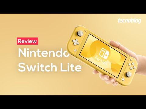 Nintendo Switch Lite - Review Tecnoblog