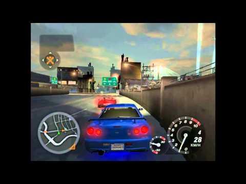 NFS Underground 2 Best Car Sounds !!