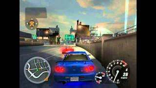 NFS Underground 2 Best car sounds !!