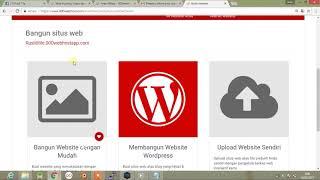 Tutorial Daftar Hosting Gratis di 000webhost free domain