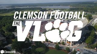 Clemson Football: The Vlog (Ep 2)