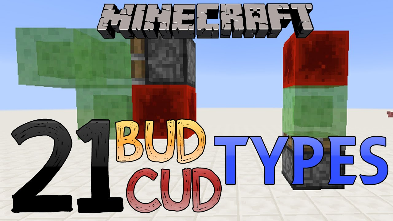 Minecraft 21 Block Comparator Update Detectors Bud Cud Youtube We Will Use Comparators To Detect When A Hopper Is Empty Each Time