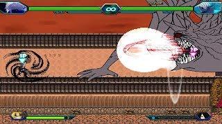 Obito Uchiha Vs Kakashi Hatake - Bleach Vs Naruto 3.3