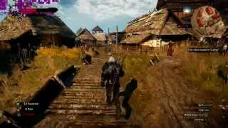 The Witcher 3 Wild Hunt v1.08 - Nvidia GT 740M 2GB
