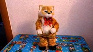 Игрушка танцующий кот! Китайцы отжигают!)))