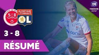 Résumé Reims / OL | D1 Arkema 2019-2020 | Olympique Lyonnais