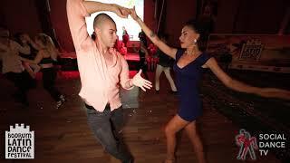 Cem & Merve - Salsa Social Dancing | Bodrum Latin Dance Festival 2018