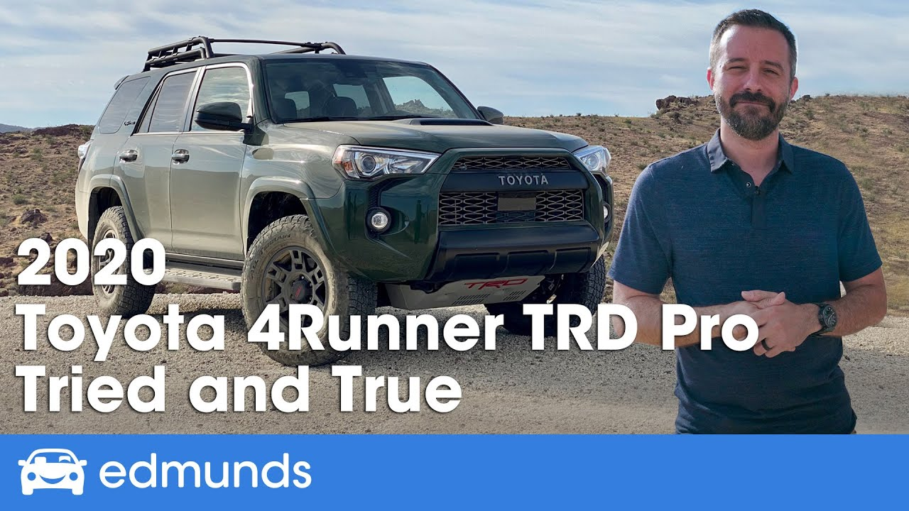 2020 Toyota 4Runner TRD Pro — Review, Price, Interior, Off-Road & More