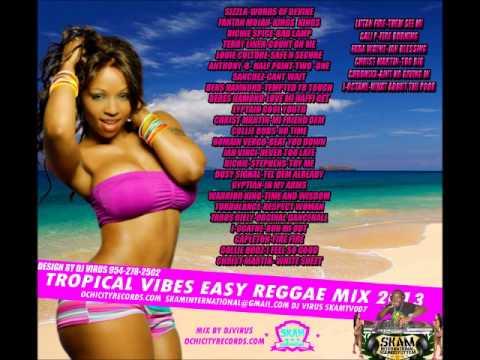 TROPICAL VIBES REGGAE MIX DJ VIRUS SKAM INT