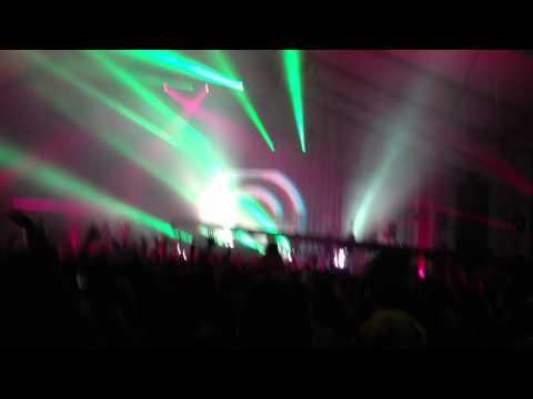 Dash Berlin - California Love (remix) at Nocturnal Wonderland 2012
