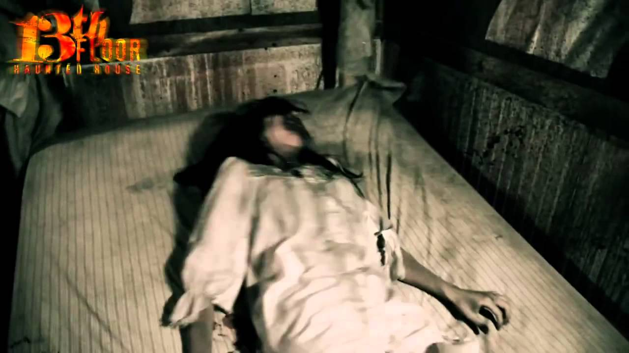 13th Floor Haunted House - Promo (AZ