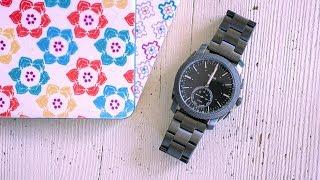 Test: Fossil Q Machine - gelungene Hybrid-Smartwatch   deutsch