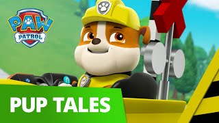 PAW Patrol | Pups Fix the Train Tracks! | Rescue Episode | PAW Patrol Official & Friends!