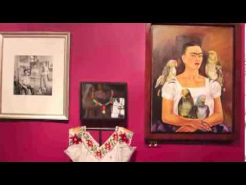The Complete Frida   - Curator Interview
