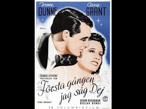 Cary Grant - Penny Serenade - romantic comedy - full movie