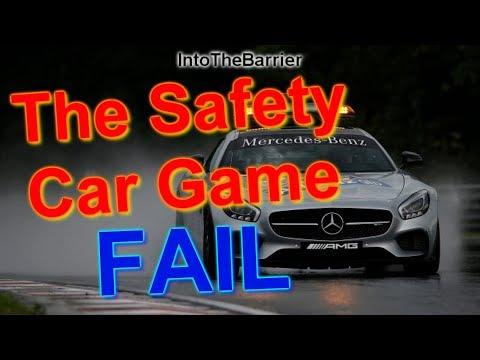 F1 Game 2016 - Safety Car Game FAIL