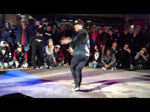 Culture Shock Jam Vol.4  Top Rock battle DJ  Ranegade VS AYA  Final
