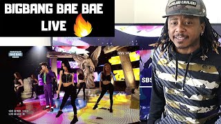 BIGBANG (빅뱅) BAE BAE  Live Reaction