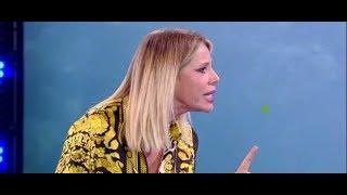 L'Isola dei famosi, lite in diretta: Alessia Marcuzzi perde le staffe, il video | Wind Zuiden