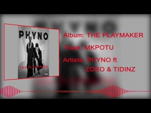 Phyno – Mkpotu [Official Audio] ft. Zoro, Tidinz