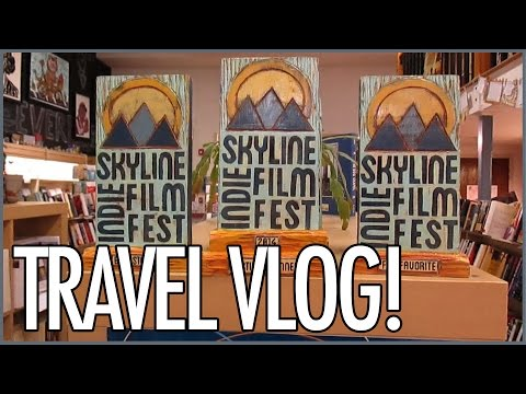 Skyline Indie Film Fest Travel Vlog