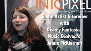 Into the Pixel 2014 Interview with Harmonix