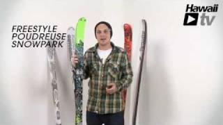 Comment choisir sa taille de ski