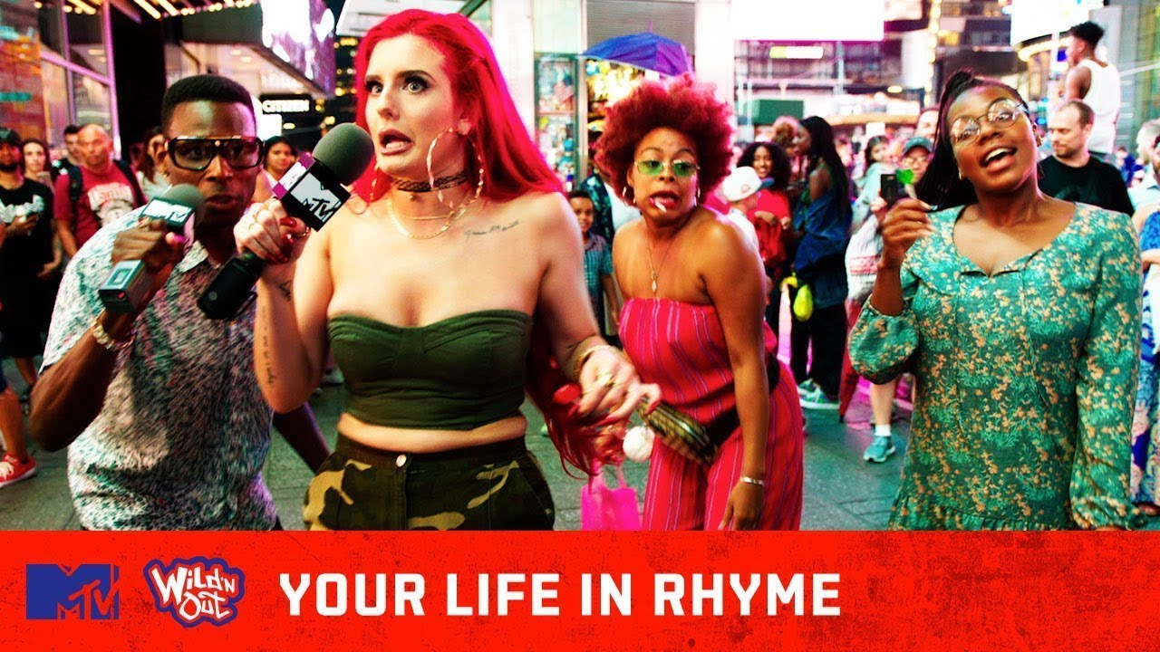 Justina Valentine Gets Down w/ This Twinsation 🙌 (Pt. 4) | Your Life In Rhyme | Wild 'N Out