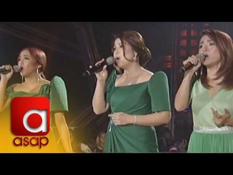 """ASAP: Jolina,  Roselle, and Antoinette sing """"Akala Mo"""" on ASAPinoy"""