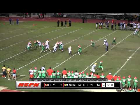 MIAMI NORTHWESTERN BULLS VS BLANCHE ELY TIGERS (LIVE BROADCAST)
